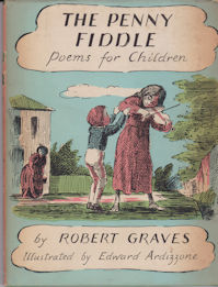 The Penny Fiddle - Poems for Children